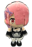 Re:Zero Ram Plush Doll