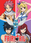 Fairy Tail Group Wall Scroll