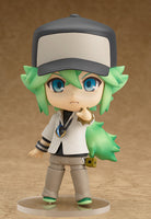 Pokemon Center N W/ Reshiram Nendoroid Figure Upclose Pose