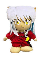 Inuyasha Demon Form Plush Doll Shadow Anime