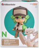 Pokemon Center N W/ Reshiram Nendoroid Figure