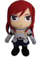 Fairy Tail - Erza Plush Shadow Anime