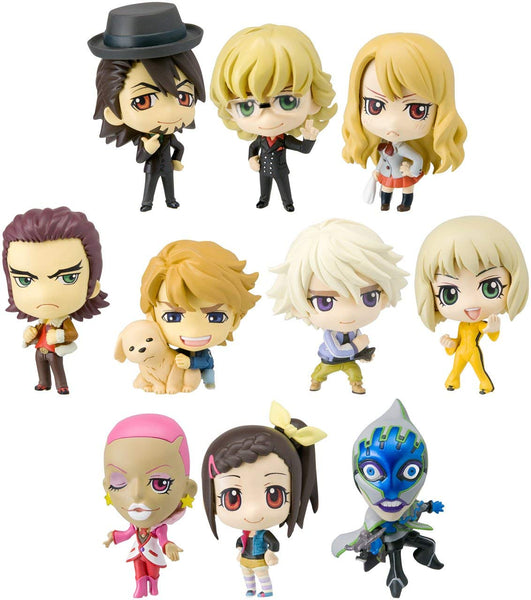 Tiger & Bunny Off Shot Edition Trading Figure (1 Random Blind Box)