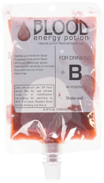 Blood Energy Potion Bag 3.4 oz
