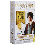 "Jakks Harry Potter Collectible 4"" Die-Cast Mini Wand W/ Stand - 1 Random Blind Box"