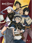Black Clover Group Wall Scroll