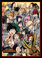 My Hero Academia Season 2 Key Art Wall Scroll