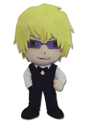 Durarara!! - Shizuo Plush Shadow Anime