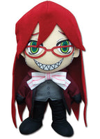 Black Butler - Grell Plush Shadow Anime