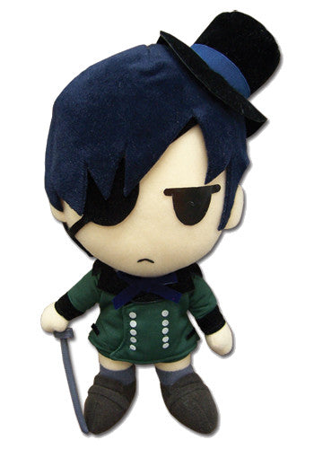 Black Butler - Ciel Plush Shadow Anime