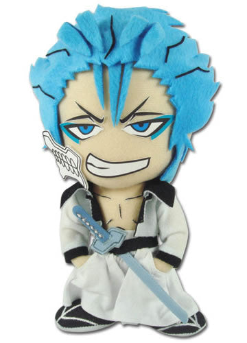 Bleach - Grimmjow Plush Shadow Anime