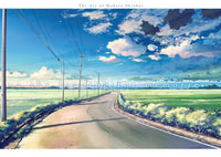 A Sky Longing for Memories: The Art of Makoto Shinkai Shadow Anime