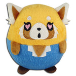 "Aggretsuko In Love 4"" Ball Plush Doll"