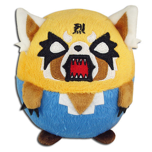 "Aggretsuko Rage 4"" Ball Plush Doll"