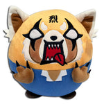 "Aggretsuko Rage 8"" Ball Plush Doll"