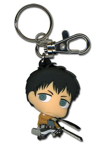 Attack On Titan - Bertholdt Keychain Shadow Anime