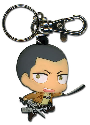 Attack On Titan - Conner Keychain Shadow Anime