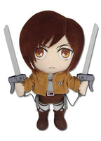 Attack On Titan Sasha Plush Doll Shadow Anime