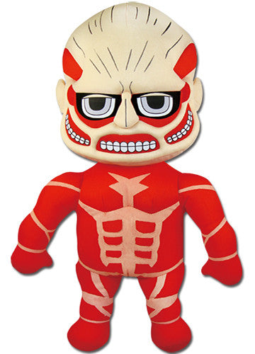 "Attack On Titan - Titan 18"" Plush Shadow Anime"
