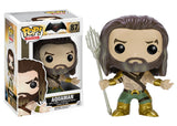 Batman Vs. Superman Aquaman Funko POP Box & Figure #87