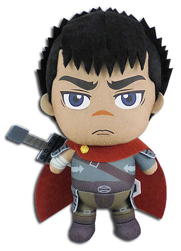 "Berserk Guts 8"" Plush Doll"