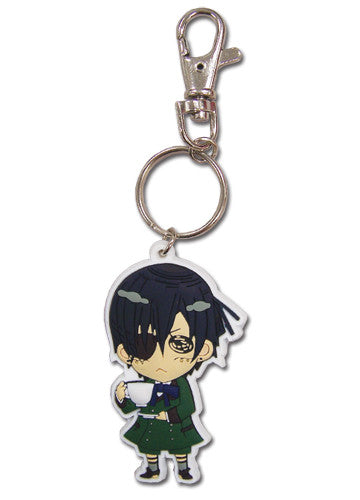 Black Butler - Ciel Keychain Shadow Anime