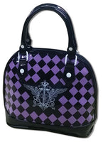 Black Butler Phantomhive Symbol Dome Handbag Purse
