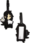 Black Butler Sebastian Luggage Tag
