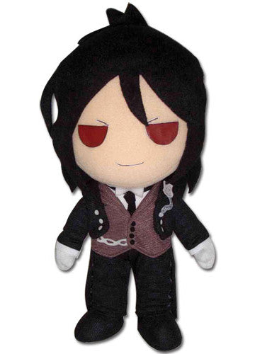Black Butler - Sebastian Plush Shadow Anime