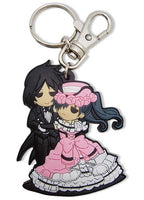 Black Butler - Sebastian & Ciel Dance Keychain Shadow Anime