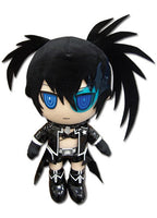 Black Rock Shooter Mato Kuroi Plush Doll Shadow Anime