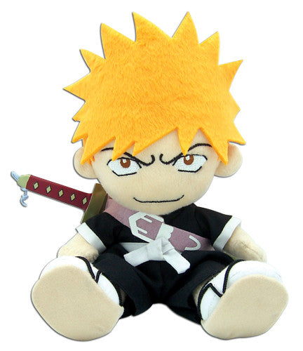 Bleach - Ichigo Plush Shadow Anime