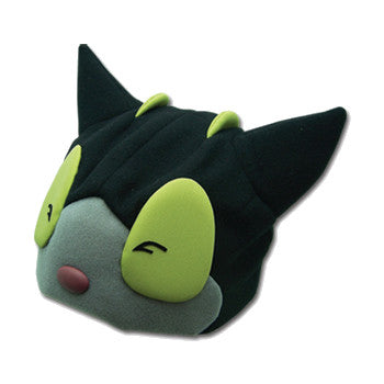 Blue Exorcist Kuro Cat Fleece Beanie Hat
