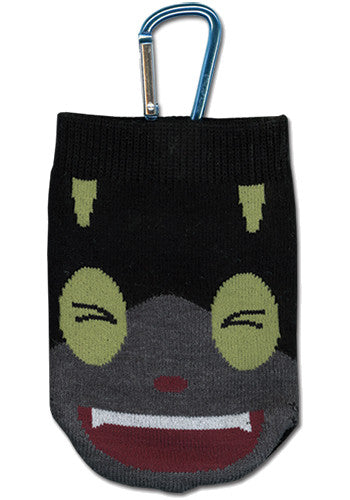 Blue Exorcist - Kuro Knitted Cell Phone Bag Shadow Anime