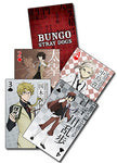 Bungo Stray Dogs Group Poker Playing Cards