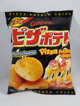 Calbee Pizza Potato Chips 2.54 oz