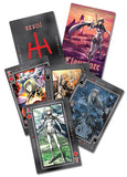 Claymore Poker Playing Cards Shadow Anime
