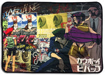 Cowboy Bebop Group Throw Blanket