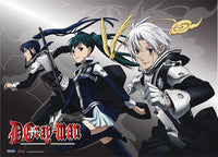 D.Gray-man Crew Wall Scroll