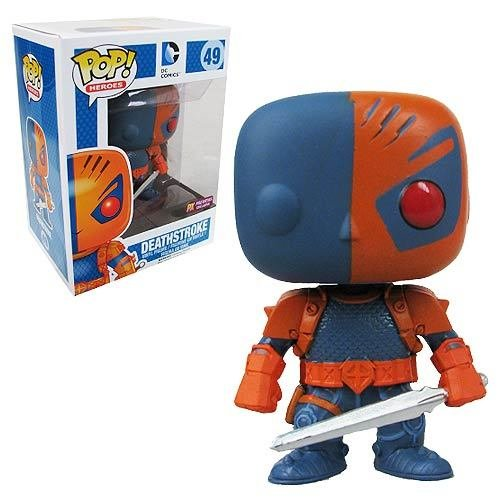 DC Comics Deathstroke Funko Pop Figure #49