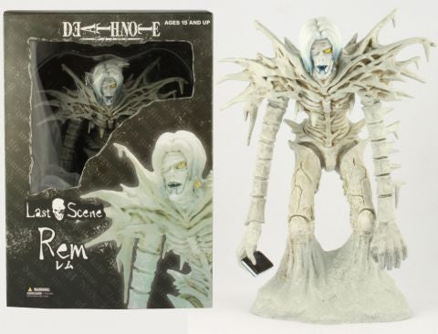 Death Note: Final Scene Series Rem Figure Shadow Anime