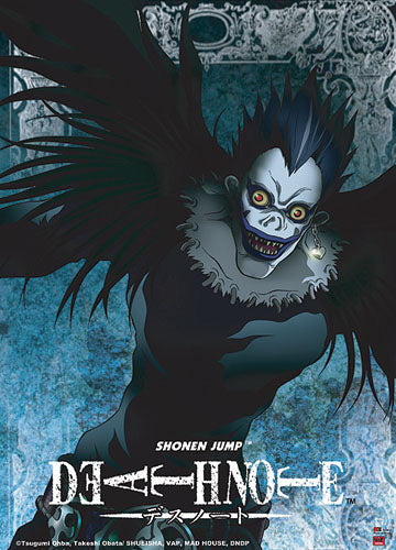 Death Note Ryuk Wall Scroll