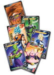 Dragon Ball Fighter Z Group Poker Playing Cards