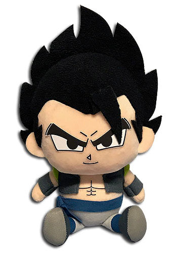 "Dragon Ball Super Broly Gogeta 7"" Sitting Plush Doll"