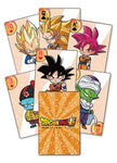 Dragon Ball Super Group SD Playing Cards