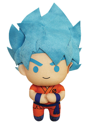 "Dragon Ball Super - Super Saiyan Goku 6.5"" Plush Doll Shadow Anime"