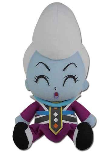 "Dragon Ball Super Whis 7"" Sitting Plush Doll"