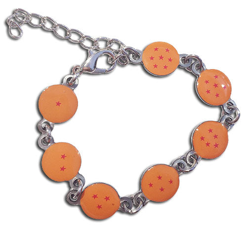 Dragon Ball Super Z 7 Star Balls Bracelet Wristband