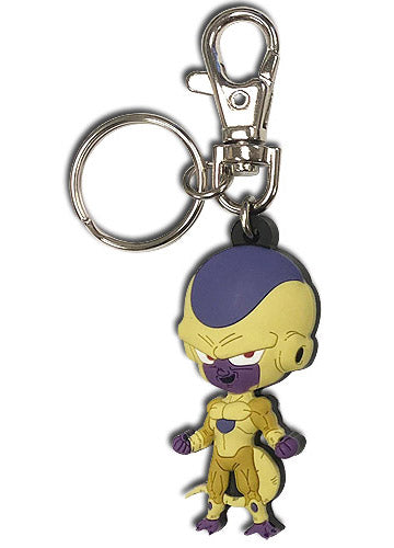Dragon Ball Z Resurrection F Golden Frieza Key Chain