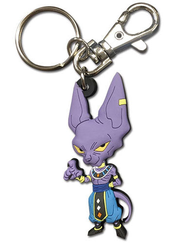 Dragon Ball Z Super Beerus Key Chain
